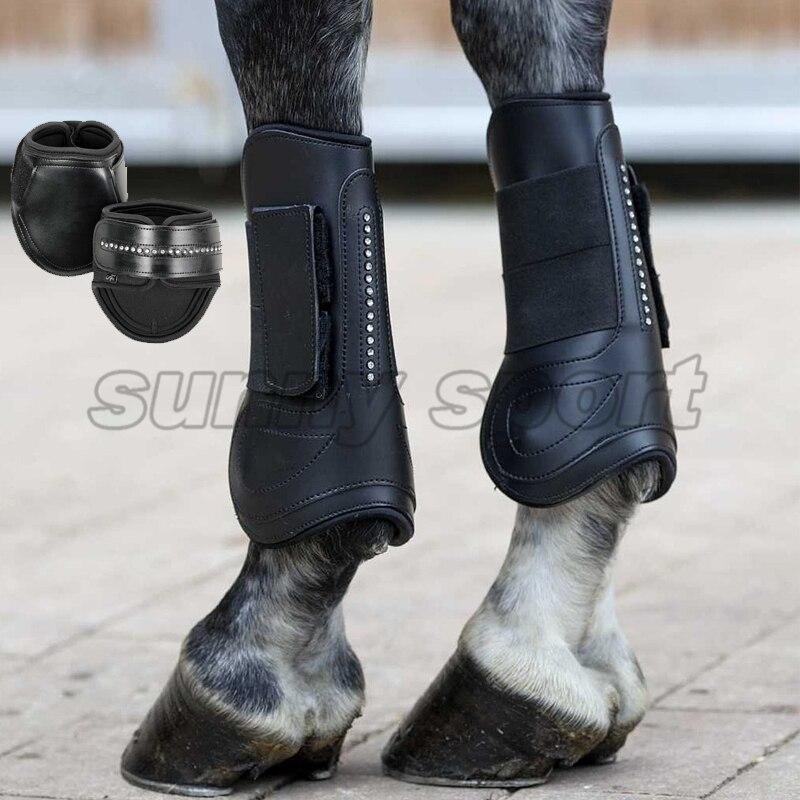 Equestrian Equipment Diamond Horsing Riding Horse Legging/ Protector Horse Riding Equipment Accesorie Horses Bracers