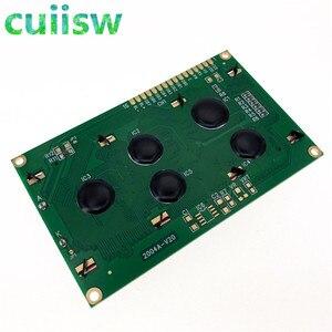 Image 2 - 5pcs/lot LCD Board 2004 20*4 LCD 20X4 5V Blue screen blacklight LCD2004 display LCD module LCD 2004 for arduino