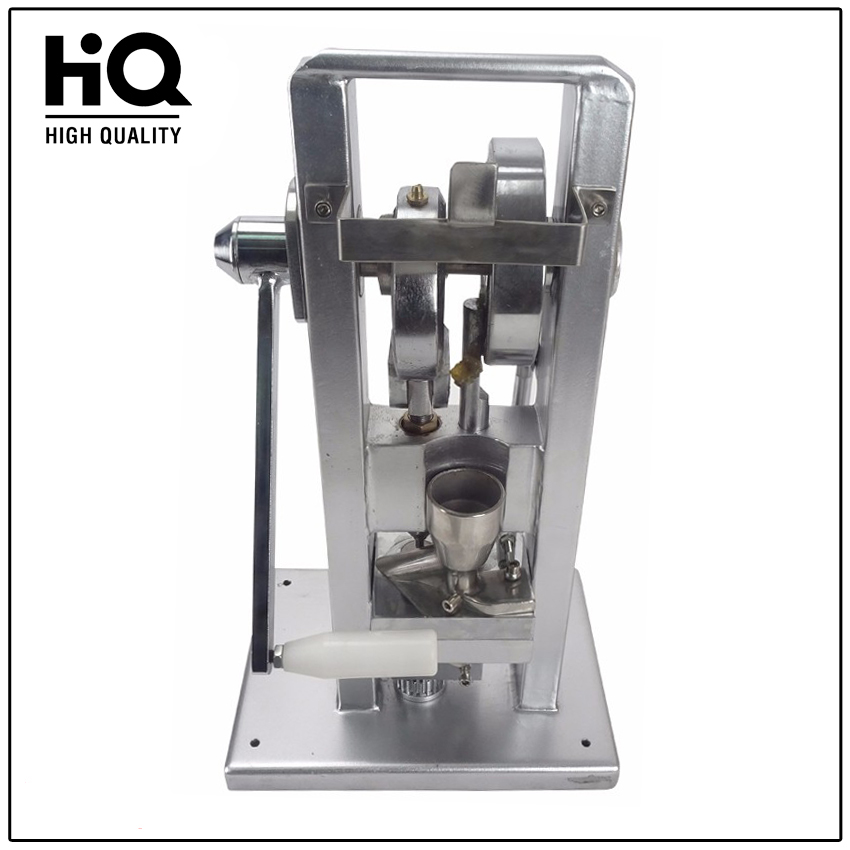 Manual tablet press 30-50 grain/min mini TDP-0 hand-operated pill press machine/pill making /(lightest type) 20kg With mold  цены