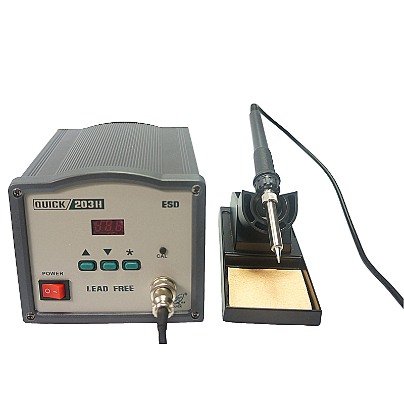 Superior Performance QUICK 203H Series of Lead-free Soldering Station цена