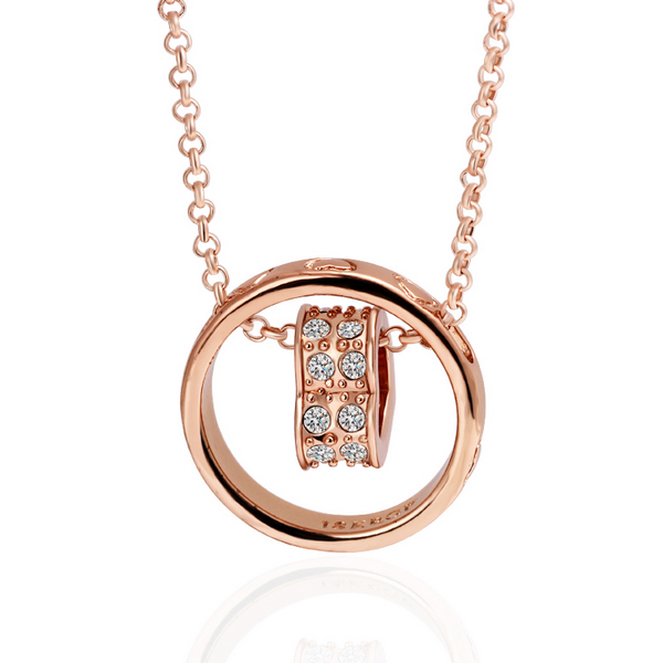 70a0d4ccd8ec0 Aliexpress.com : Buy Heart Pendant Rose Gold Color Necklace Women Zircon  Jewelry Pendants Pendulum Cameo Bijouterie Pingente From India Costume N028  ...