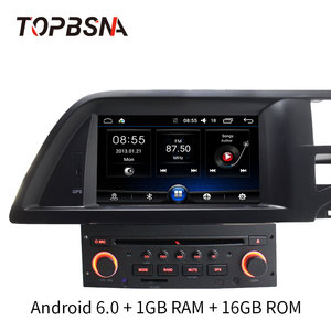 TOPBSNA 7 Inch 1 Din Android C