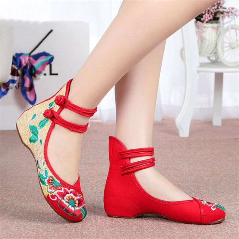 Girls canvas dance sneakers for women dance shoes high jazz shoes female flat trainers dancing shoes