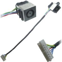 New Laptop DC Power Jack cable for Dell Inspiron 17R N7110 Vostro 3750