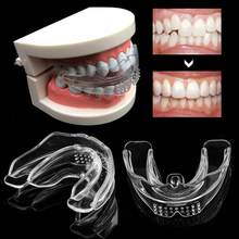 Aparato de ortodoncia de silicona Dental aparato de ortodoncia alineación entrenador retenedor Dental bruxismo boca protector dientes enderezador