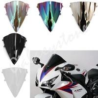 5 Color New Smoke Windscreen Windshield Fit For Honda CBR1000RR 2012 2013 2014 2015 2016