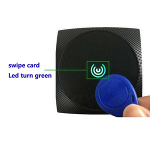 Image 3 - Long Range RFID Card Reader 13.56MHZ/125KHZ Proximity Card Access Control Reader Wiegand34 IP65 Waterproof NFC Reader