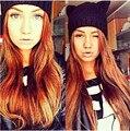 Russian Women New Sexy Cat Ear Knitted Hat