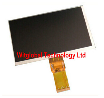New LCD Display Matrix 7 inch Explay D7.2 3G TABLET TFT inner LCD Screen Panel Replacement Module Viewing Frame Fre