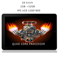 10.1 дюймов Android tablet pc 5.0 Леденец Quad Core 32 ГБ ROM IPS ЖК HDMI Слот Слот USB 2.0 Мини-Компьютер Пк HDD ПК tablette