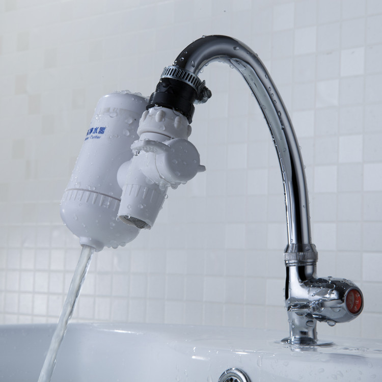 Faucet mounted water purifier,for Family/expenses/kitchen,easy to ...
