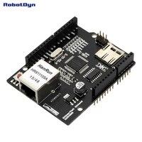 W5100 Ethernet Shield Compatible For Arduino Uno Mega