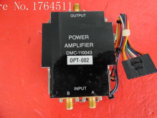 [BELLA] Supply DMC-110043 SMA Amplifier