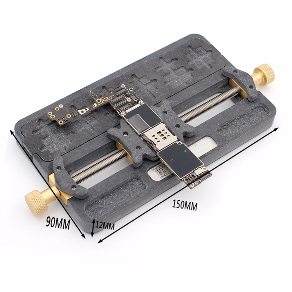 Universal PCB Holder Fixtures Jig Stand For iPhone Cell Phone Mobile Phone SMT Repair Soldering Iron Rework Tool Free Shipping free shipping 20pcs lot