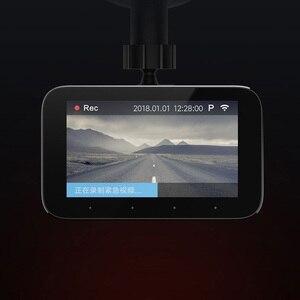 Image 3 - Xiaomi 1080P Dash Cam Carcorder 1S del coche DVR grabadora de conducción 3D de reducción de ruido de IPS pantalla Local de Control de voz no STARVIS