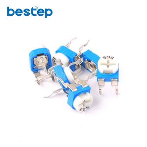 10PCS Trimmer Potentiometer RM065 RM-065 50Kohm 503 50K Trimmer Resistors Variable adjustable Resistors