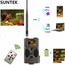 IR digital Hunting Camera trail 12mp 1080p photo traps HC300M GPRS GSM Animal Wild trap Camera