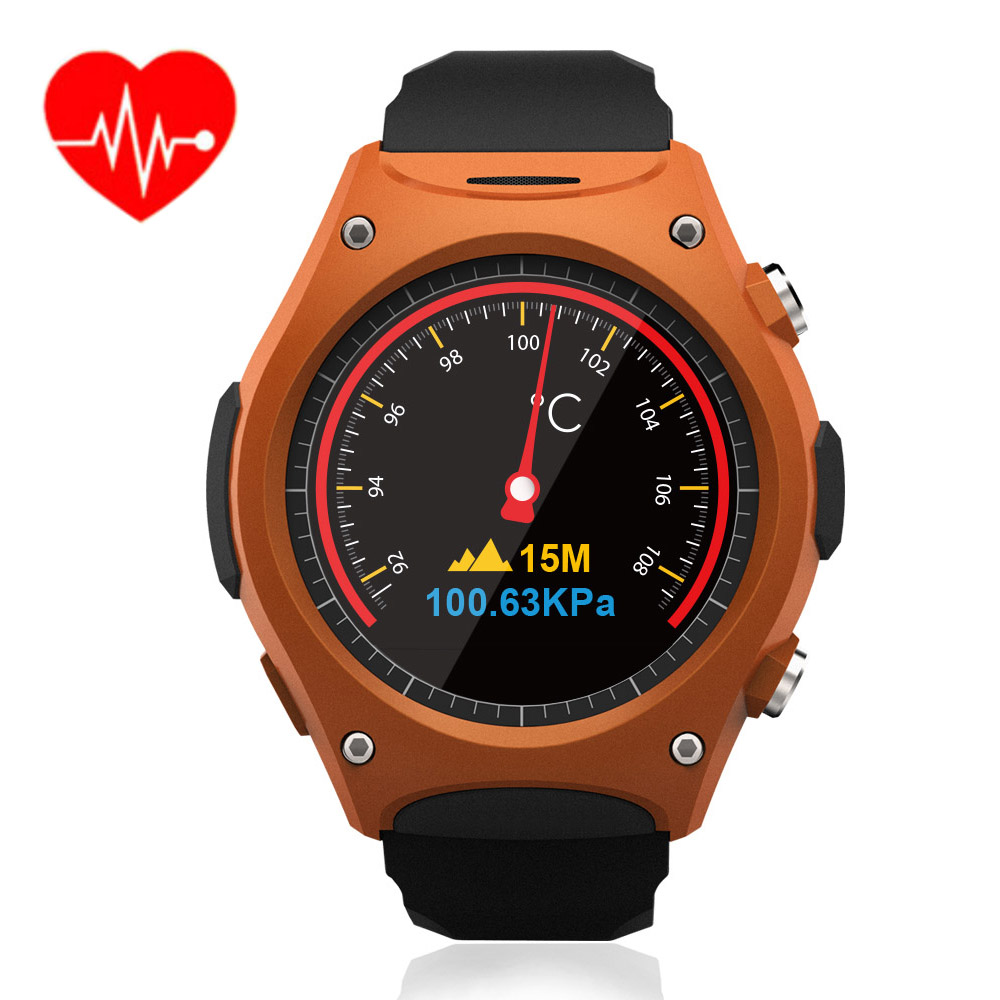 Bluetooth font b Smartwatches b font for Android Phones New Arrival Smart Watch Heart Rate Monitor