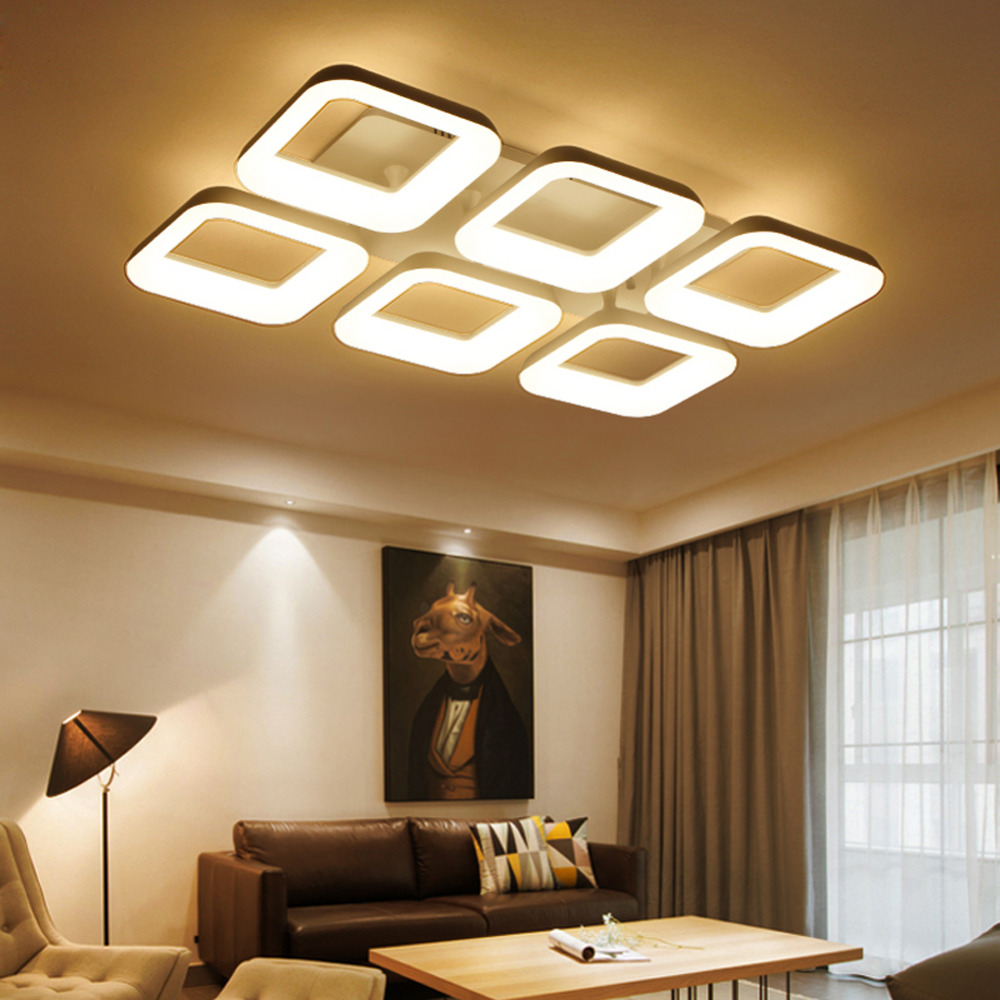 Morden Creative Study Room Dining Room Simple Led Ceiling