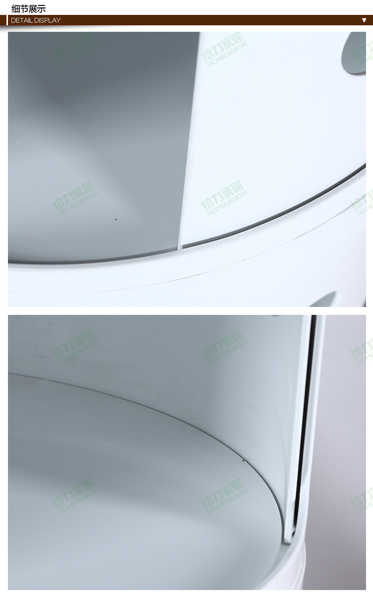 Modern European style bathroom furniture/small simple bedside ...