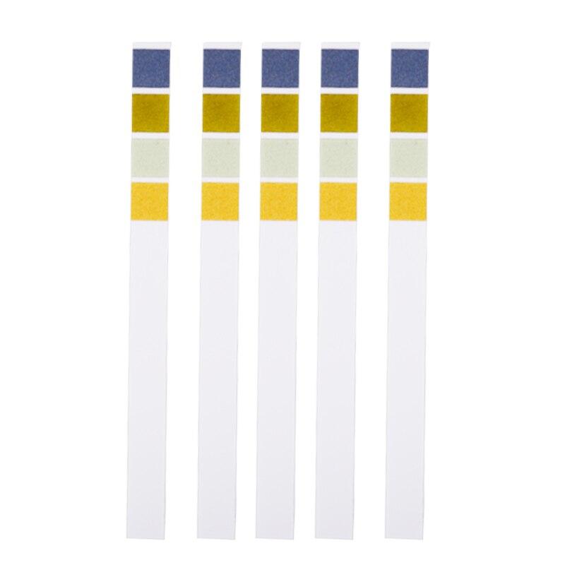 PH Test Universal Full Range Litmus Paper 1-14 Acidic Alkaline Indicator Food Urine Lab Soil Aquarium Water Tester 46%off