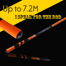 Cheapest prices Lieyuwang fishing rod  pole Straight handle Telescopic road pole  Hard Carp gear Spinning Rod Lure Tackle Sea Rods olta