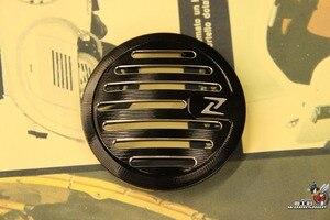 Image 1 - ZELIONI крышка вариатора декоративная крышка CNC алюминиевый сплав для piaggio vespa GTS/GTV & LX S/Piaggio ZIP LX/LT/LXV/S Sprint 150