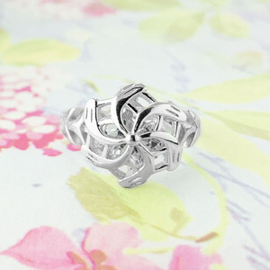 Image 2 - 925 סטרלינג כסף הלורד של טבעות Nenya גלדריאל טבעת של מים LOTR Elf טבעות נהדר טבעות ההוביט תכשיטי נשים אוהד מתנה