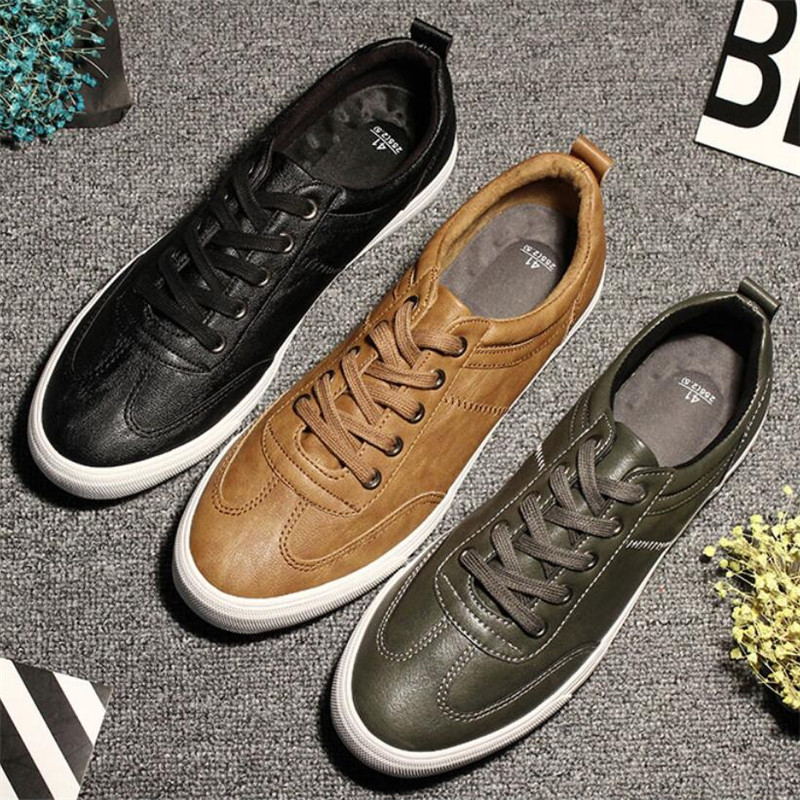 2 Slip Mode 1 Up 4 Nouveaux Casual De Hommes Lace Plat Meil Vulcaniser On Zapatos 2018 3 Respirant Chaussures Sneakers Hombre f7bgvY6y