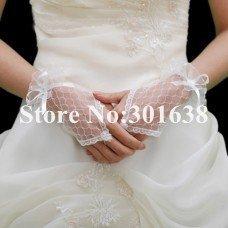 Hotsale gl049 envío libre en tienda cortos guantes de novia