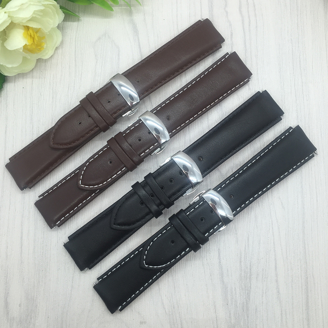 Smart Watchband 22x18mm Quality Genuine Leather Strap for Huawei watch Quick Rel