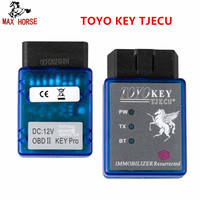 Free Shipping For TOYO KEY OBD II KEY PRO Support For Toyota G & H All Key Lost Work with MINI CN900 & MINI ND900