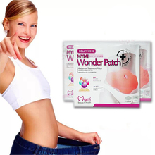 5Pcs=1Pack Wonder Lose Weight Fast Abdomen Treatment Slim Patch Fat Burners 30 Days Quick Weight Loss Set