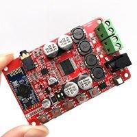 TDA7492P AUX 50W Wireless Bluetooth 4.0 Audio Receiver Digital Amplifier Board Connectors --M25