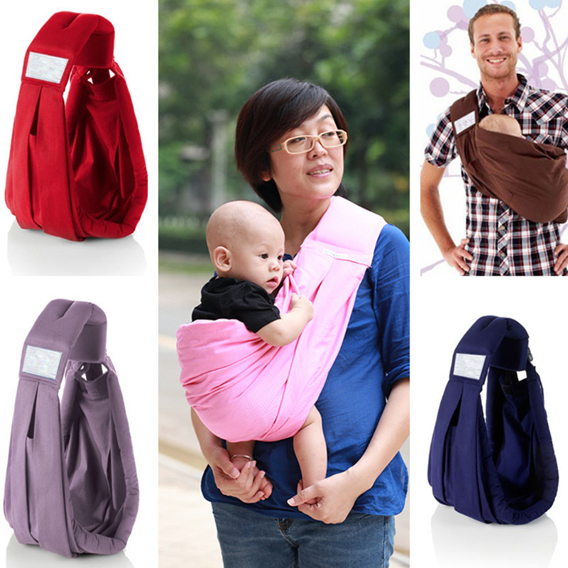 Cotton Infant Baby Carrier Sling Newborn Baby Suspenders Baby Sling