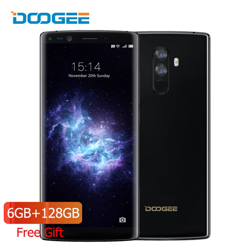 DOOGEE Mix 2 18 9 Face ID Smartphone 5 99 FHD Full Screen Android 7 1