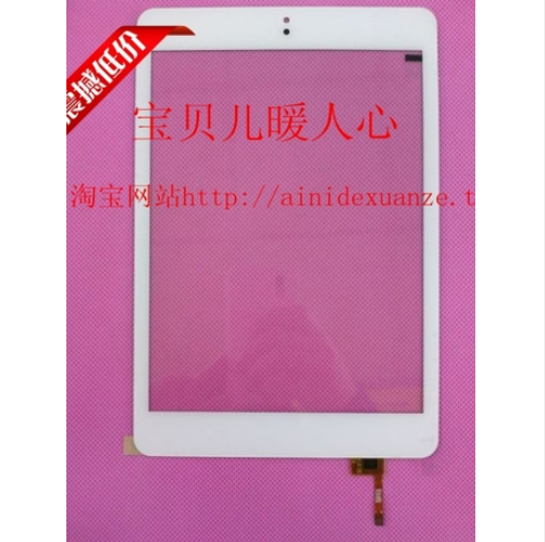 Original New 7.85 Tablet CTP 078017-02 Capacitive touch screen panel digitizer glass Sensor replacement Free Shipping new capacitive touch screen digitizer cg70332a0 touch panel glass sensor replacement for 7 tablet free shipping
