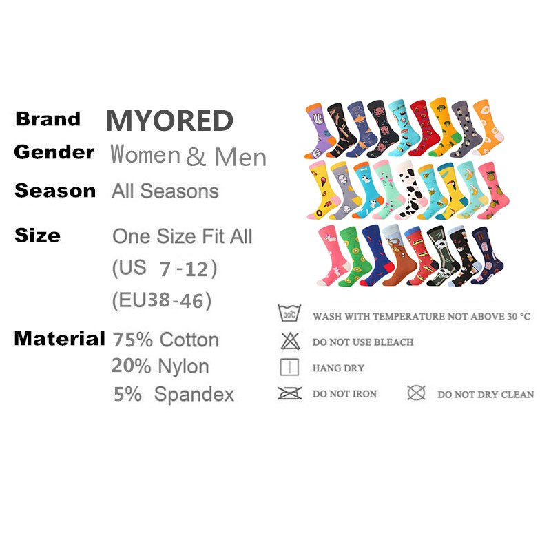 MYORED  38-46 EU and 7-12