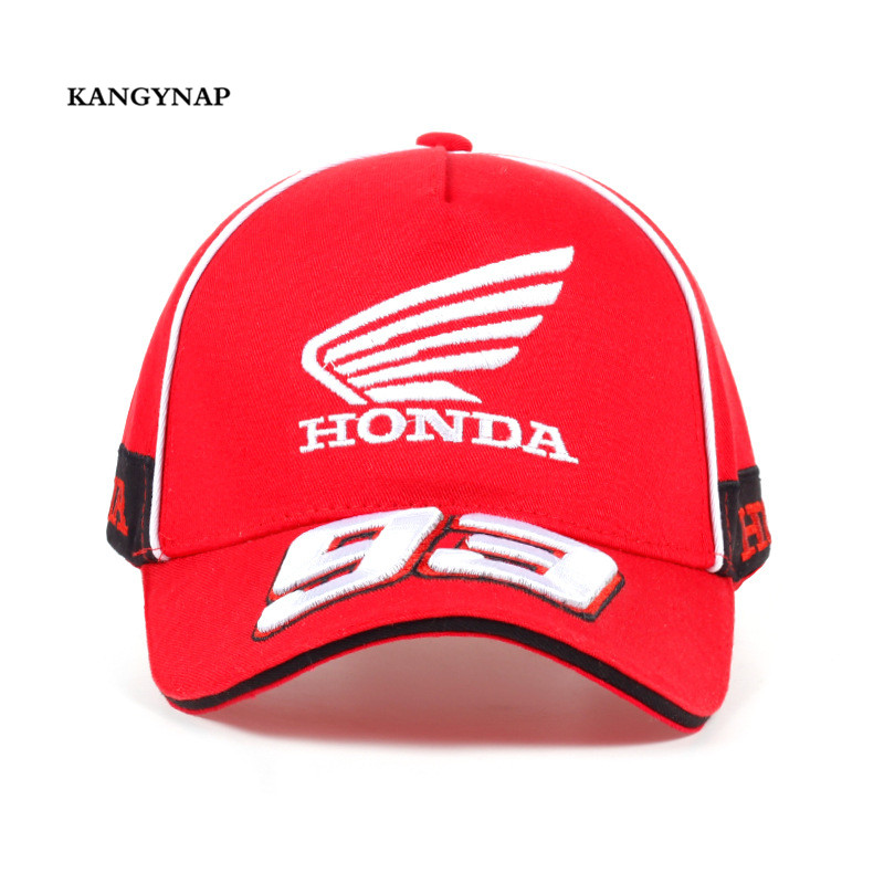 29f53dead43 Товар KAGYNAP Moto GP 93 Motorcycle Baseball Cap Outdoors Sports ...