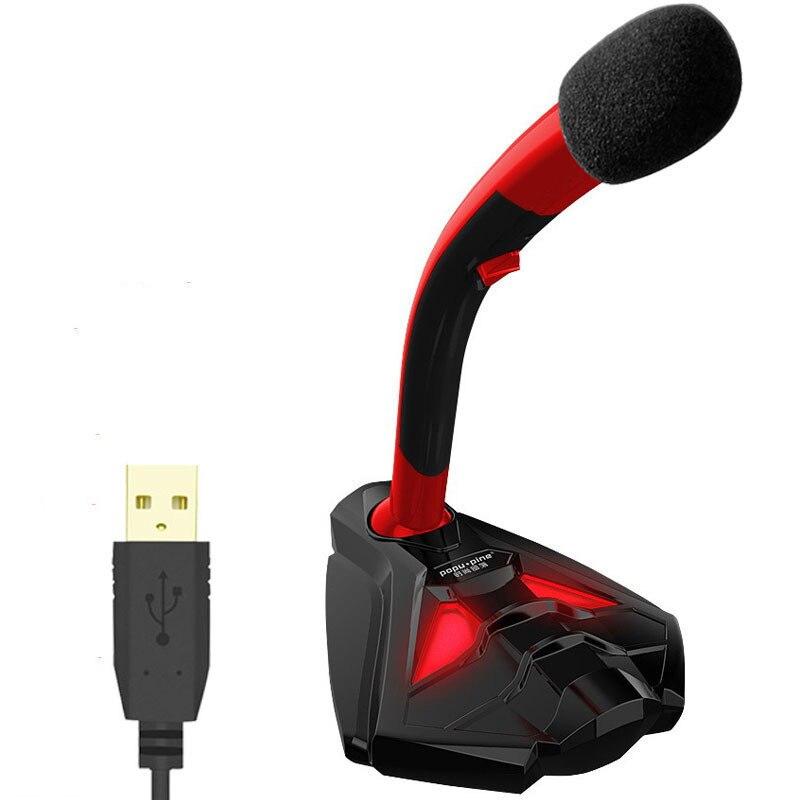 Microfono Netmak Para Juegos Gxt 210 Con Pie Porta Celular