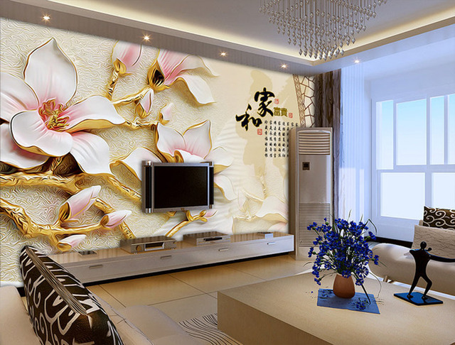 Stylish Interior 3d Hd Wallpaper Wealth Of The Indoor Living Room At Home And Reliefs Tv