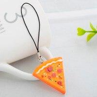 7 Pizza Set Best Friend Forever Necklace 3