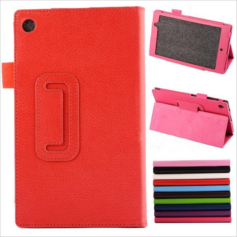For Asus MeMO Pad 7 ME572C ME572CL ME572 Pad7 7 inch Tablet Case Bracket Stand Flip Fashion Leather Cover