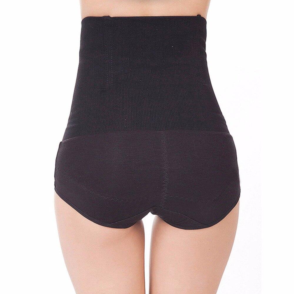 e6ee9bd203db5 2019 High Waist Shape Pants Women Body Shaper Hooks Sexy Slimming ...