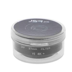 Image 4 - Filtro de lente uv 37mm + adaptador de lente + tampa protetora para xiaomi yi câmera