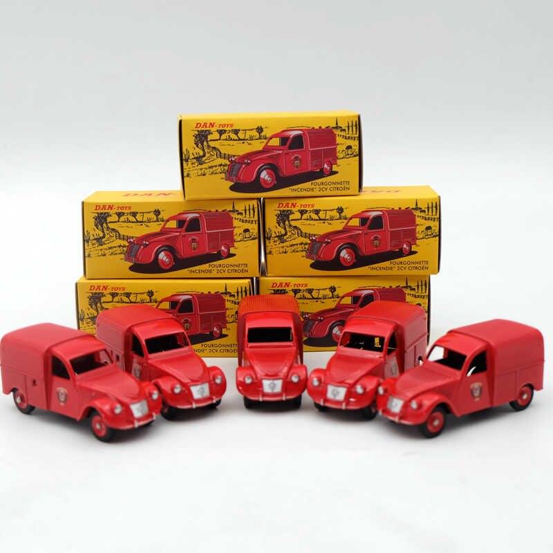 CIJ Atlas DAN 019 021 для Citroen 2CV литые под давлением автомобили коллекция моделей хобби игрушечные автомобили 1:43