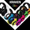 Kraken Pro Gaming Fone De Ouvido Marca Nova, com Microfone, Gaming Headset para LOL, para CSgo, Fast & Frete grátis, em estoque.