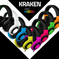 Kraken Pro Gaming Headphone Brand New, With Microphone, Gaming Headset for LOL, for CSgo, Fast& Free shipping, In stock.