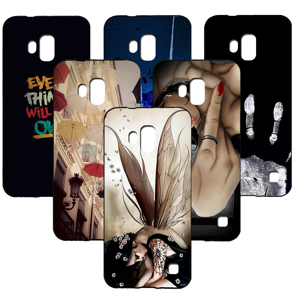 For <font><b>Homtom</b></font> S16 Cute Cartoon Pattern Style Cool Gel Soft TPU Silicone Case Phone Cover Celular for <font><b>Homtom</b></font> S16 image