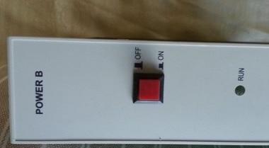 New ZTE POWER ZXJ10 switch B POWER ANew ZTE POWER ZXJ10 switch B POWER A